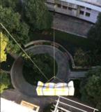 上海静安区吊床垫上楼多少钱